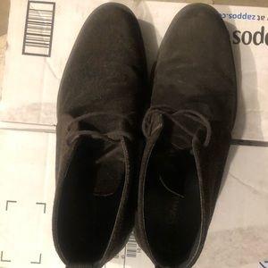 Men's Calvin Klein Suede Chukka Boot